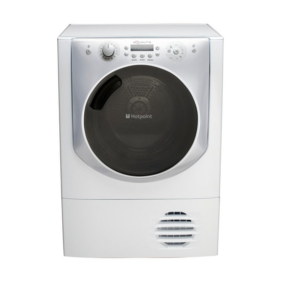 Hotpoint AQC9BF5I Condenser Tumble Dryer