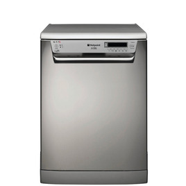 Hotpoint FDEF51110X Experience 60cm 15 Place Dishwasher Stainless S Reviews