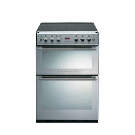 Stoves 61DFDOT Dual Fuel Cooker - Stainless Steel Reviews