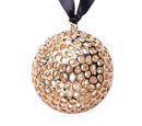 Image of RACHEL GALLEY Round Baubles  in Yellow Gold Tone