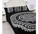 Image of 3 Pcs Comforter and Pillow Cases Set