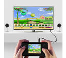Image of AQUARIUS Handheld Electronic Arcade Retro 220 Classic Games - Black