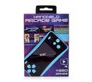 Image of AQUARIUS Handheld Electronic Arcade Retro 220 Classic Games - Blue