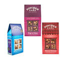 Image of POPCORN SHED: 3-shed Gourmet Popcorn Selection Pack (Chocolate Selection)