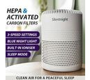 Image of Super Auction - Silentnight Air Purifier with Night Light