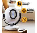 Image of Super Auction - Tors + Olsson Air Pod Bladeless Fan With Remote - White
