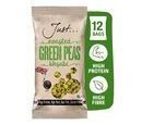 Image of Just Roasted Peas Wasabi 12x50g