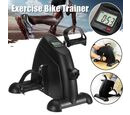 Image of Mini Pedal Exercise Bike (Size 40x34x31 Cm) (1xAAA Battery not Included) - Black