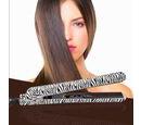 Image of Magestic: 1.25 Hair Straightener - Platinum Zebra