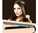 Image of Magestic: Nano Hair Straightener - Silver Art Collection - Stripes