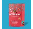 Image of Buttermilk 1 x 150g Hazelnut Butter & Salted Caramel Chocolate Duo