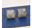 Image of Diamond (0.50 Ct) 9K Y Gold Earring  0.500  Ct.