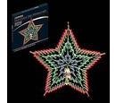 Image of Multi Colour LED Star Silhouette