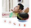 Image of Multi Use Rain / Splash Proof Wireless Bluetooth Stereo Speaker with Built-in Mic - Black