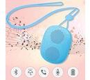 Image of Audiosonic Beat Portable Bluetooth Speaker - Blue