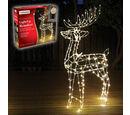 Image of 250 LED Light Up Reindeer - 115cm Tall
