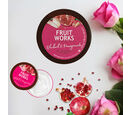 Image of Rhubarb & Pomegranate Body Butter with Aloe Vera and Vitamin E - 225 Gms