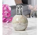Image of White Mosiac Fragrance Lamp