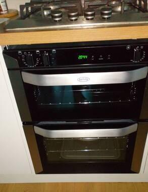 belling cooker timer instructions