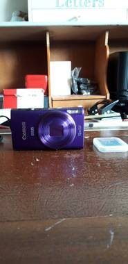 User supplied image of Canon IXUS 285 HS