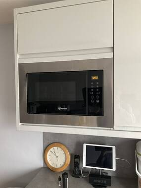 User supplied image of Indesit MWI125GX