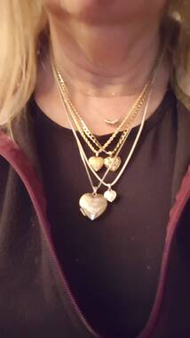 User supplied image of Sterling Silver Chain (Size 20)