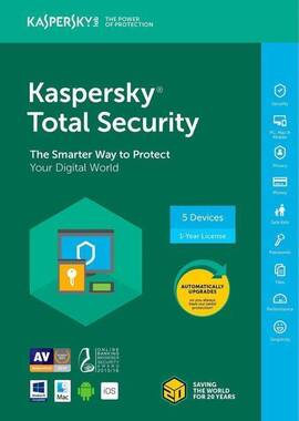 kaspersky total security 2018 activation code for 1 year