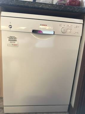 Buy Bosch Sms40t32gb Full Size Dishwasher White Free Delivery Currys