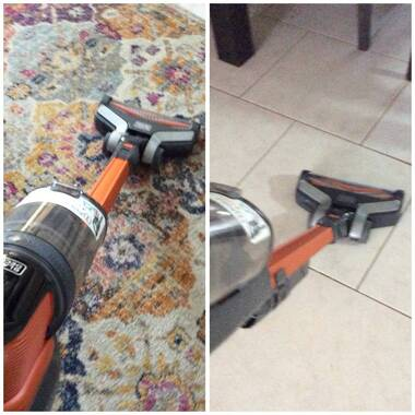 User supplied image of 18V 4in1 Cordless POWERSERIES Extreme™ Vacuum Cleaner