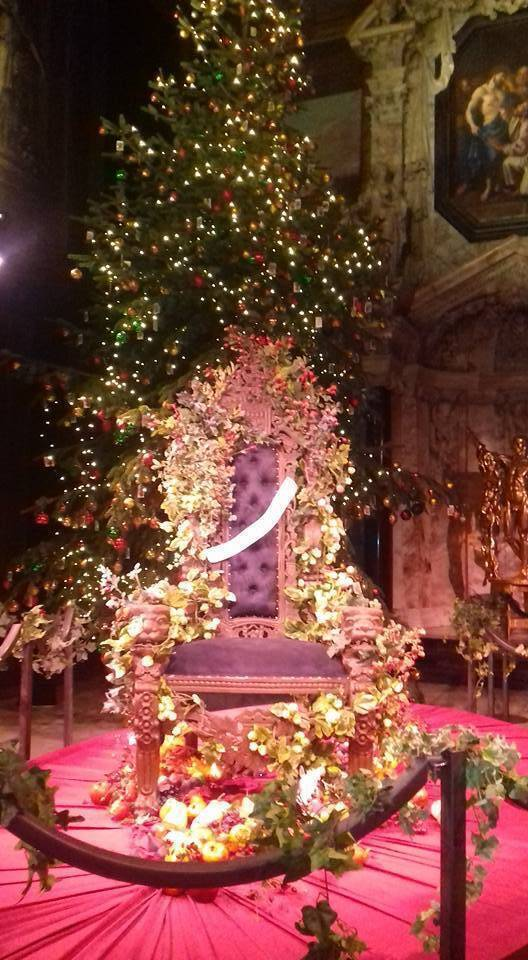 Christmas At Chatsworth 11534 Best Moment Coach Breaks Christmas Decoration Christmas